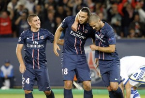 Paris Saint-Germain FC v FC Dynamo Kiev - UEFA Champions League