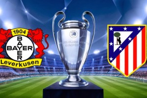 Bayer Leverkusen VS Atletico Madrid